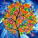 Wild Tree of Dreams by cathyjacobs