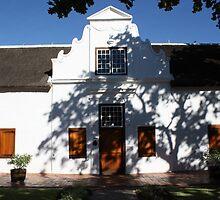 Burgerhuis - Stellenbosch by fourthangel