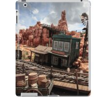The Wild West Scene iPad Case/Skin