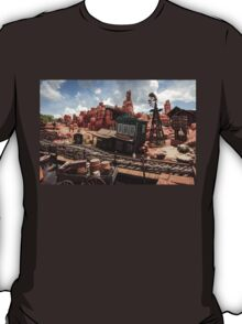 The Wild West Scene T-Shirt