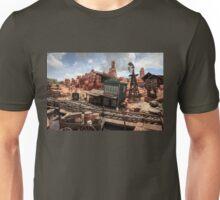 The Wild West Scene Unisex T-Shirt