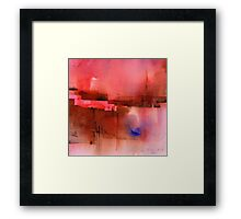 Paris by night Framed Print