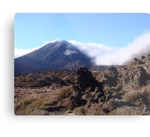 Mt Ngauruhoe (Mt Doom - LOTR) Metal Print
