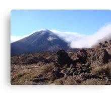 Mt Ngauruhoe (Mt Doom - LOTR) Canvas Print