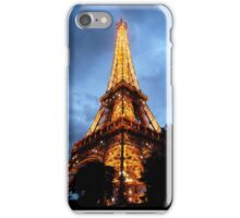 Eiffel Tower, Paris, France iPhone Case/Skin