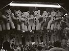 Teddy Bears by Barbara Wyeth