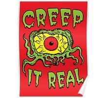 Creep It Real Poster