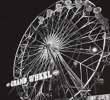 Grand Wheel by Barbara Wyeth