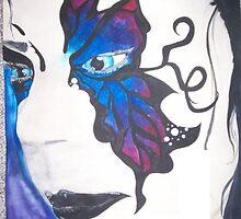 Butterfly Mask by B2tt3rf1y
