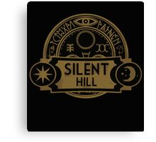 SILENT HILL WELCOMING Canvas Print