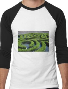 Concentric Men's Baseball ¾ T-Shirt