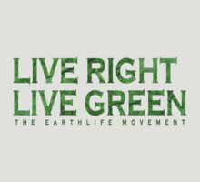 Live Green by EARTHLIFE