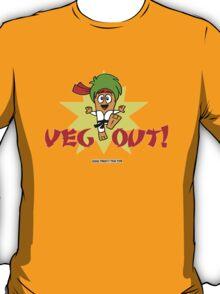 Carrotty Kid: Veg Out T-Shirt