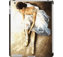Tranquil Preparation iPad Case/Skin