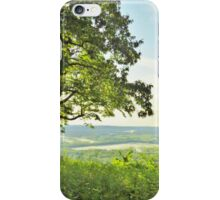 Tree on the Bluff iPhone Case/Skin
