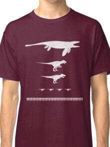 Jurassic World Food Chain light Classic T-Shirt