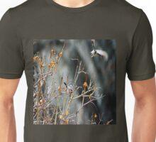 Look out below Unisex T-Shirt