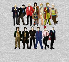 Doctor Who - Alternate Costumes 13 Doctors T-Shirt