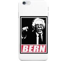 BERN iPhone Case/Skin