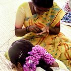 Women at work by indiafrank