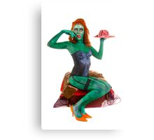 Pinup Zombie 1949 Canvas Print