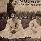 Grandmoma Matilda 1900's by cdcantrell
