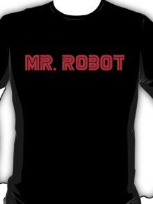 Mr. Robot TV Show 2015 T-Shirt