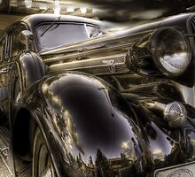 1936 Chrysler Saloon Car by rudolfh