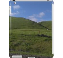 Where the Hills Come Together iPad Case/Skin