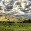 """View towards Edale"" by Bradley Shawn  Rabon"