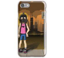 Toxic City iPhone Case/Skin