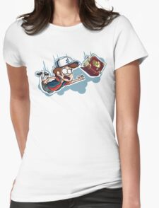 Dipper Edition Womens Fitted T-Shirt