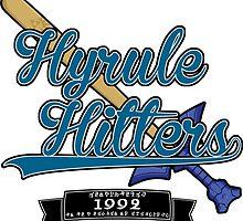 Hyrule Hitters by TreeBoyTees