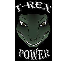 T-Rex Power Photographic Print
