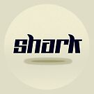 SHARK logotype  by KenRinkel