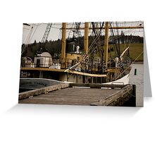 Picton Castle Greeting Card