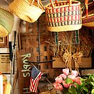 Rubys Corner - Rabbit Hash General Store by Jeanne Sheridan