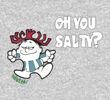 Oh you Salty?? One Piece - Short Sleeve