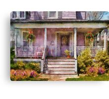 Porch - Grandmotherly love Canvas Print