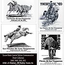 Tucson Rodeo Poster Collection by J.D. Bowman