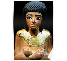 King Tutankhamun and ancient Egypt treasures Poster