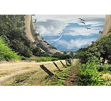 In The Hills Photographic Print