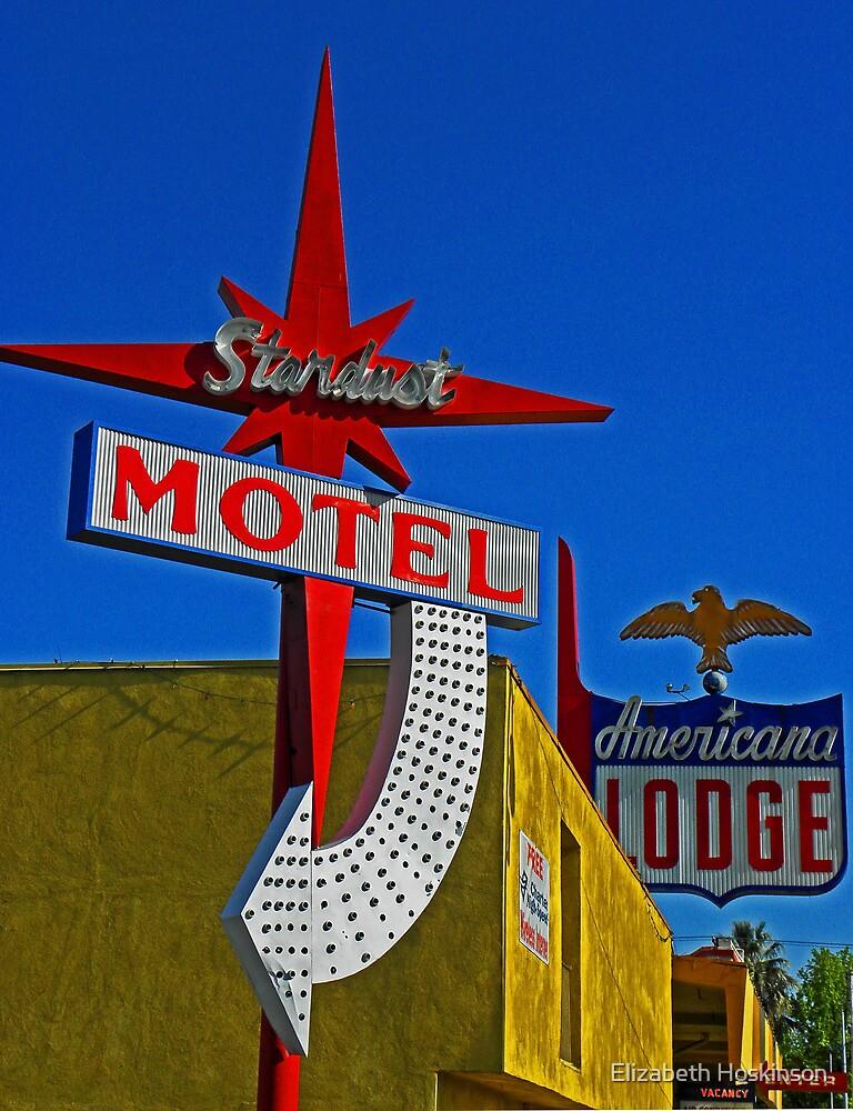 Stardust Motel III by Elizabeth Hoskinson