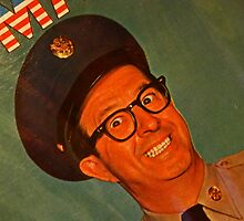Remembering Phil Silvers by Elizabeth Hoskinson