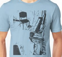 The Music's Playing but Nobody's Listening  - t-shirt Unisex T-Shirt