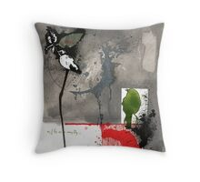 naiad and a day Throw Pillow