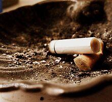 Cancer Stick by Samantha Evans