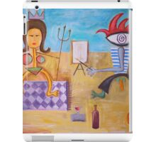 Mr Pablo Picasso iPad Case/Skin