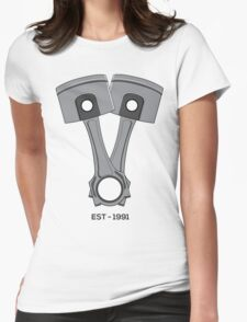 VR6 Graphic Tee Womens Fitted T-Shirt