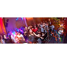 Artificial Intelligence - Brownes Bar, Nottingham Photographic Print